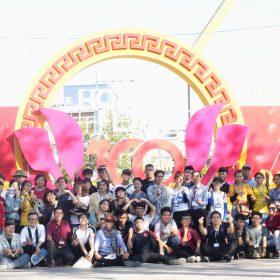 Hành trình khám phá miền Tây của đoàn sinh viên ngành Hướng dẫn du lịch Việt Giao
