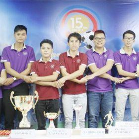 Việt Giao Cup - Champions League mùa giải 2015: hứa hẹn những màn thi đấu kịch tính