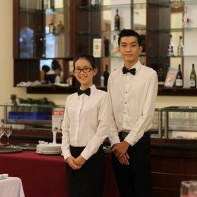 Quản trị khách sạn - nghề đảm bảo tương lai sung túc