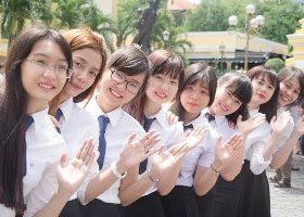 Hot: Không thể… rời mắt trước dàn nữ sinh là các tân sinh viên Việt Giao