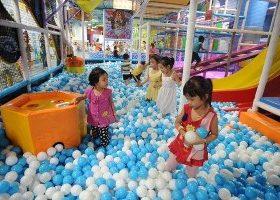 """Khu vui chơi trẻ em """"khát"""" nguồn nhân lực Quản trị dịch vụ Giải trí & Tổ chức sự kiện"""