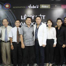 Lễ ký kết hợp tác - liên kết tuyển dụng giữa trường Trung cấp Việt Giao và Tập đoàn Lion City