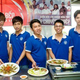Dạy nghề, trang bị kỹ năng mềm bài bản ở trường Việt Giao