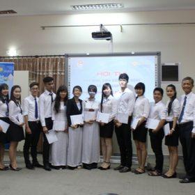 Vượt qua các trường CĐ-ĐH, sinh viên Việt Giao lọt vào chung kết Hội thi tay nghề giỏi năm 2015