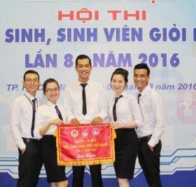 """Vượt qua các trường ĐH - CĐ, SV Việt Giao đạt điểm cao trong vòng thi đầu tiên Hội thi """"Học sinh, si..."""