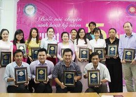 Việt Giao 15 năm một chặng đường