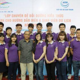 """""""Vua du khảo"""" Đào Kim Trang chia sẻ những chuyến du khảo thú vị cùng sinh viên Việt Giao"""