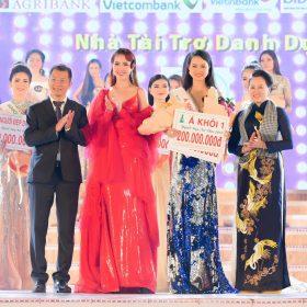 Trần Nguyễn Phương Thanh - Sinh viên Việt Giao đoạt ngôi vị Á khôi cuộc thi Người đẹp xứ dừa 2019