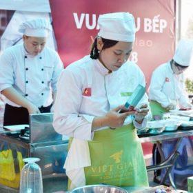 9 thí sinh lọt vào vòng chung kết Việt Giao Master Chef 2018
