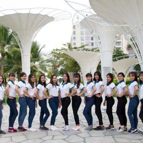 Khởi động cuộc thi Miss Việt Giao
