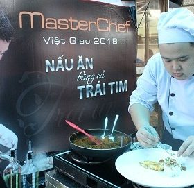 Việt Giao Master Chef 2018 chính thức khởi tranh