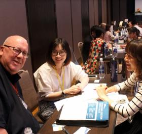 Trung cấp Việt Giao tham gia Hội thảo Hợp tác Đào tạo Nghề Việt Nam – Bắc Úc 2018