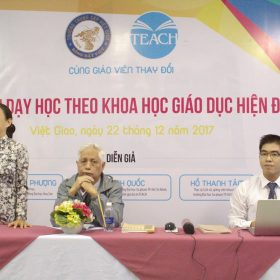 Dự án TEACH triển khai lần đầu tiên tại Việt Giao
