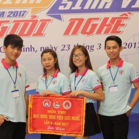 """Ngày """"ra quân"""" đầu tiên sinh viên Việt Giao đoạt nhiều điểm cao trong Hội thi """"Học sinh, sinh viên g..."""