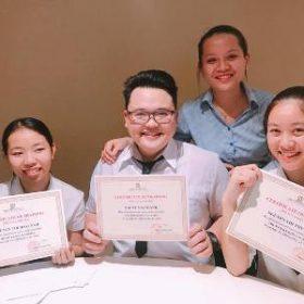 Sinh viên Việt Giao được Trung tâm hội nghị tiệc cưới 4 sao nhận vào làm việc ngay sau kỳ thực tập