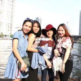 Du lịch Thái Lan cùng những tài năng Việt Giao