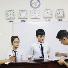 Học sinh lớp 9 học nghề - Hướng đi cho tương lai
