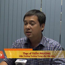 Trung cấp Việt Giao đồng hành cùng doanh nghiệp phát triển nguồn nhân lực đạt chuẩn ASEAN