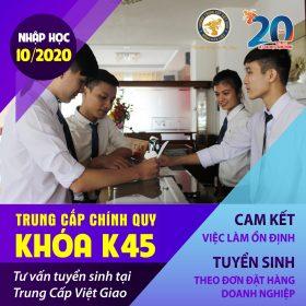Góc chọn nghề chọn đúng trường: Tại trung cấp Việt Giao ngành quản trị khách sạn học những gì để có ...