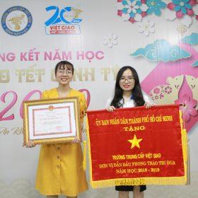 Nhìn lại gương mặt Học viên đạt giải cao cấp Thành Phố, Quốc tế