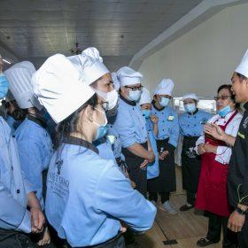 Muốn làm đầu bếp học trường nào?