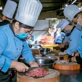 Trường học nghề nấu ăn nào uy tín hiện nay