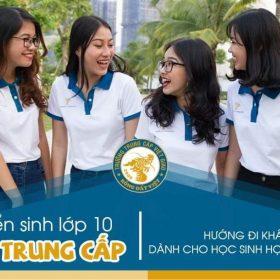 Tuyển sinh lớp 10: Phụ huynh mạnh dạn cho con em học Trung cấp Việt Giao sau khi tốt nghiệp THCS