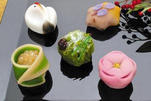 Bánh Nhật Wagashi